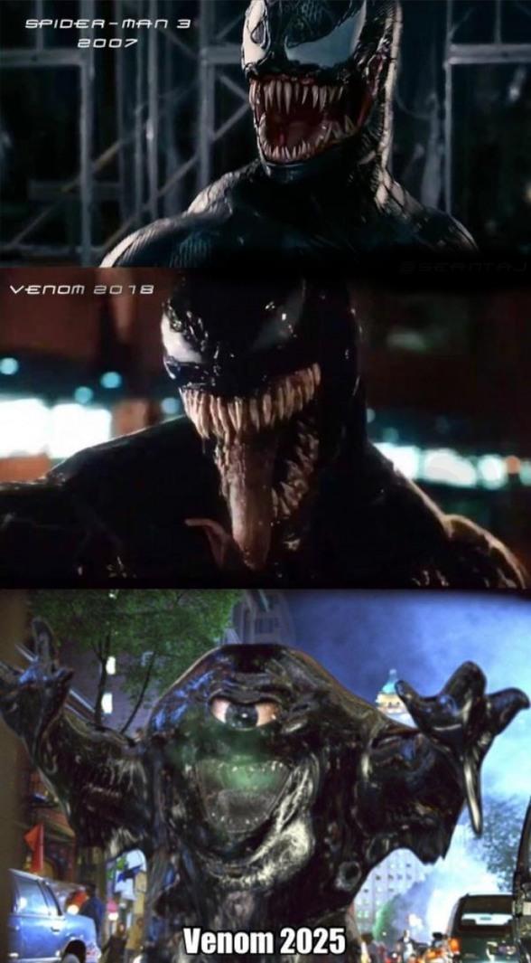 Its proper evolution - meme