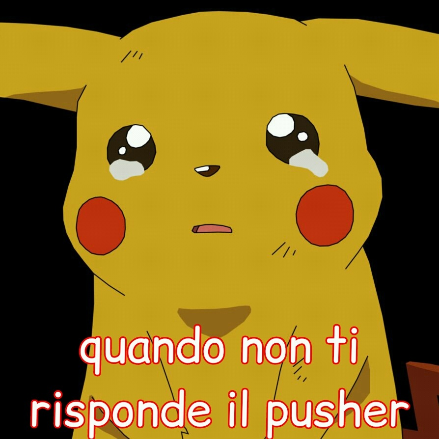 Pusher-chu - meme