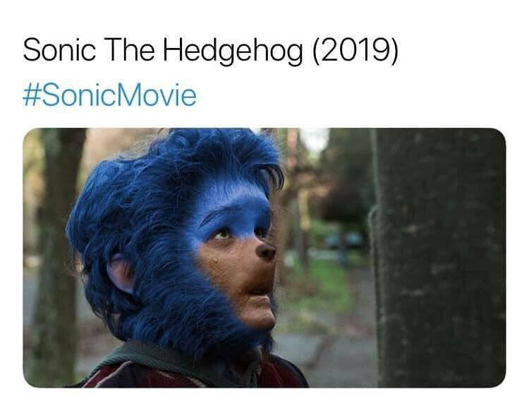 Bárbara la nueva de Sonic eh??? - meme