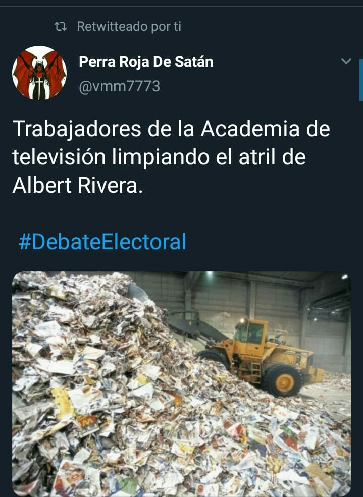 Debate electoral - meme