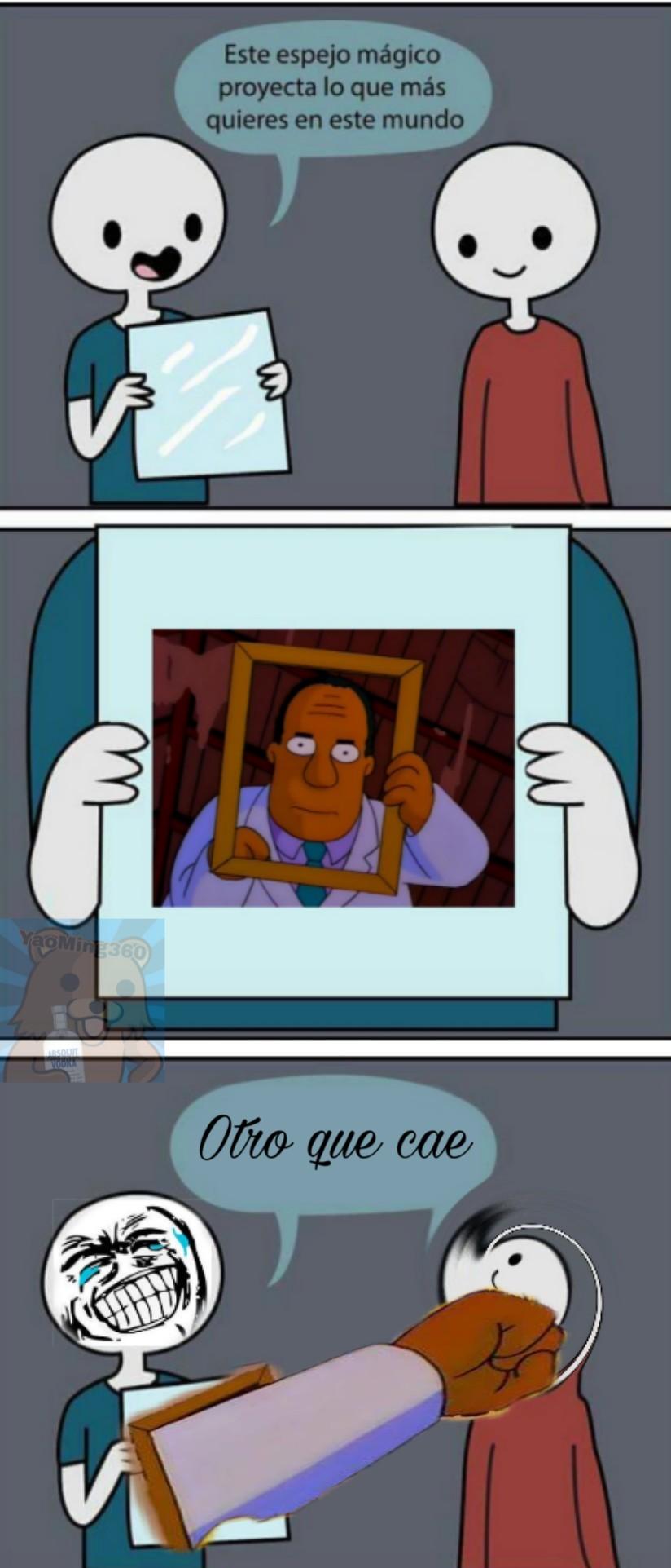 Ernes Momos xD - meme