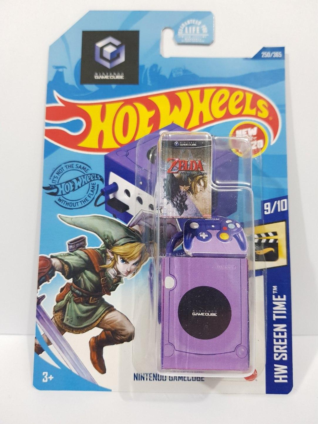 Nintendo gamecube hotwheels - meme