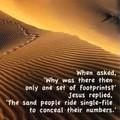 It's true chapter 666 verse 13