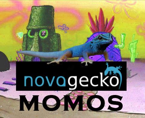 Novagecko Momos... BY: pollovalenciano - meme