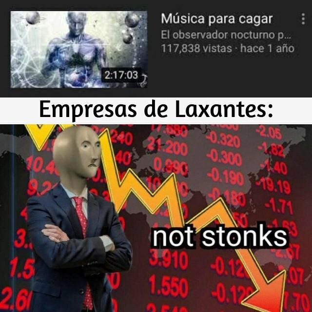 Pérdidas económicas - meme