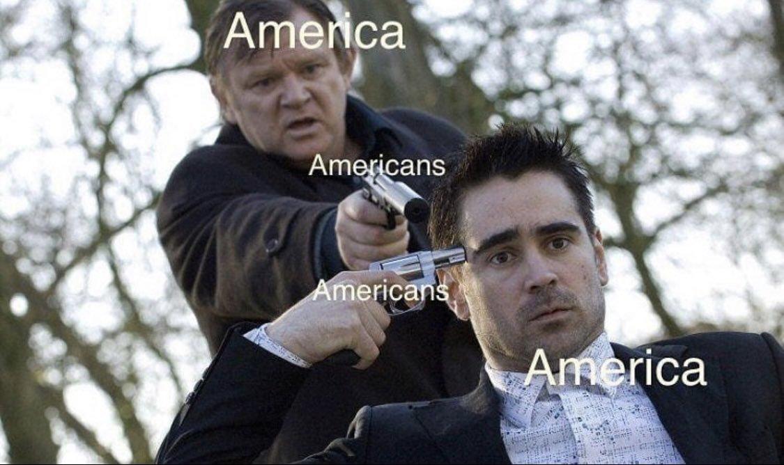 Americans - meme