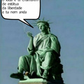 Liberdade é o direito de ir e vir