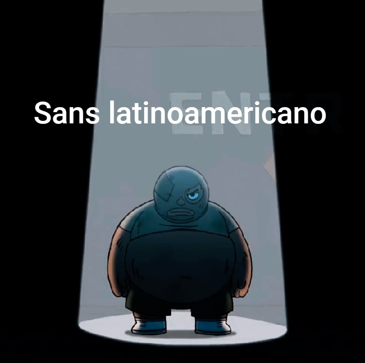 Sans latinoamericano - meme
