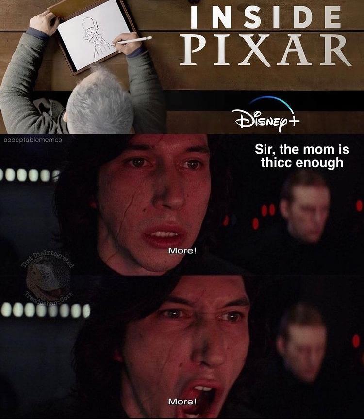 elastagirl thicc - meme