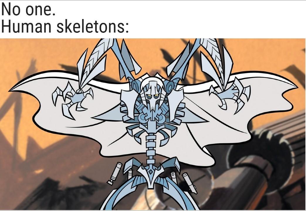 Skele boi - meme