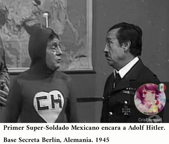 El título es Nazi - meme