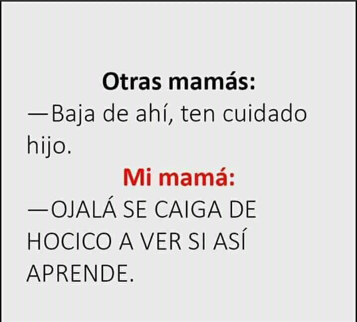 Mamás - meme