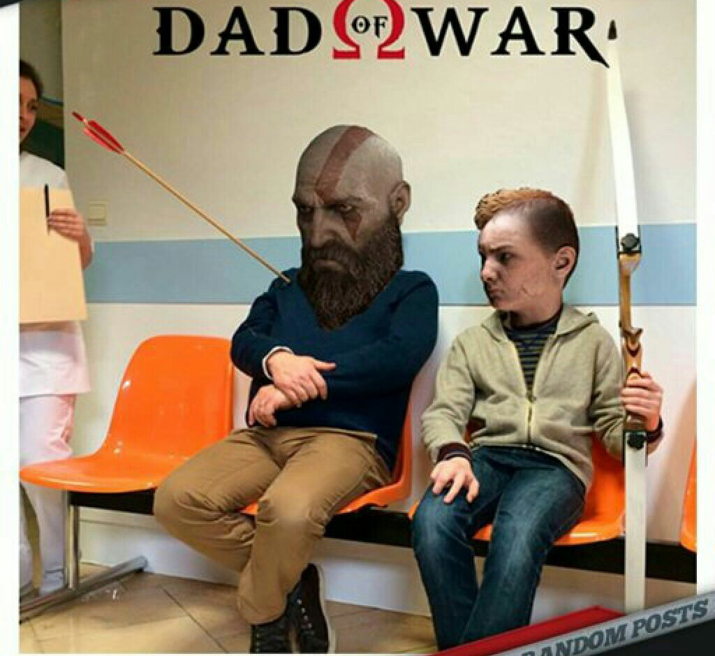 Vesgo da Guerra - meme