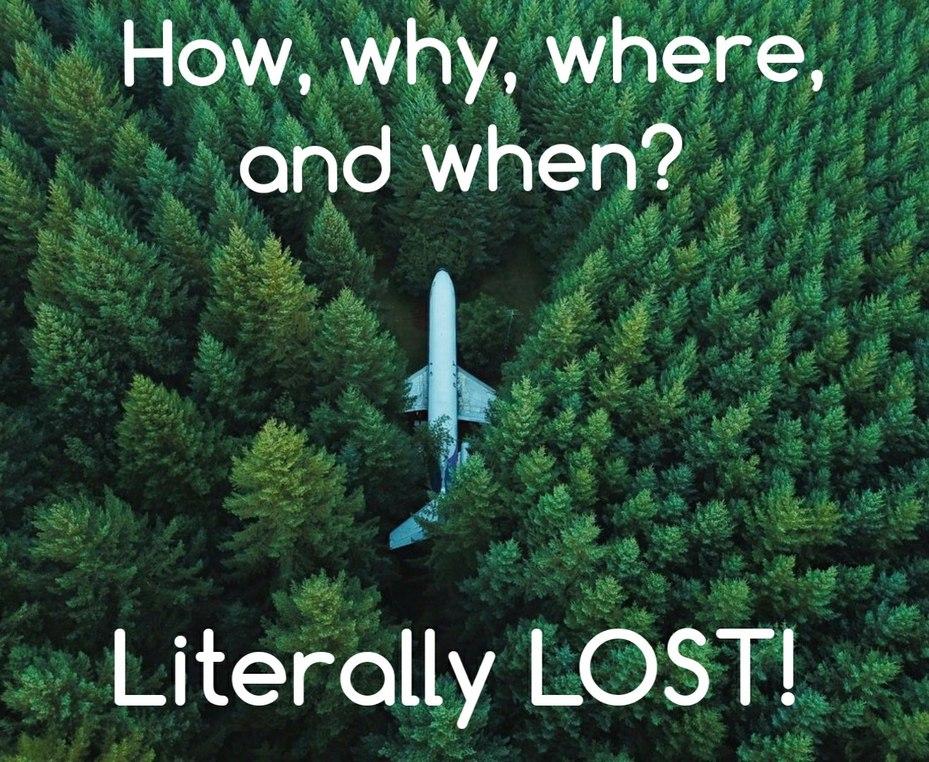 Lost that's it - meme