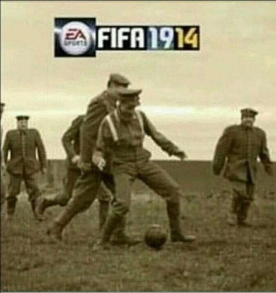 EA sports - meme