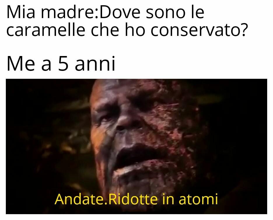 IL TITOLO - meme