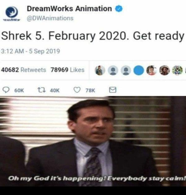 Get ready xd - meme