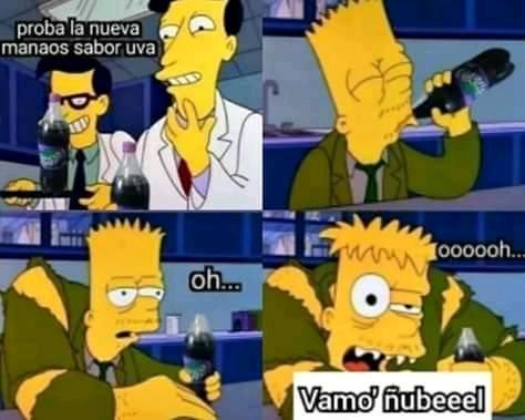 Vamo' Manaooos - meme