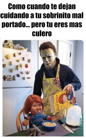 Ah culero - meme