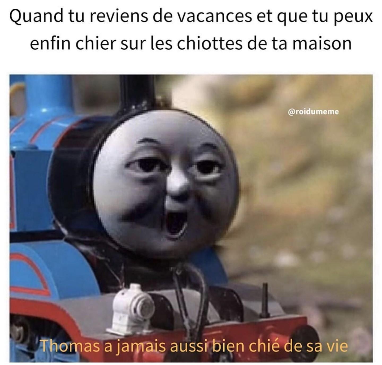 Tchou tchou - meme