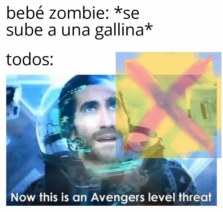 Esos pequeños putos - meme