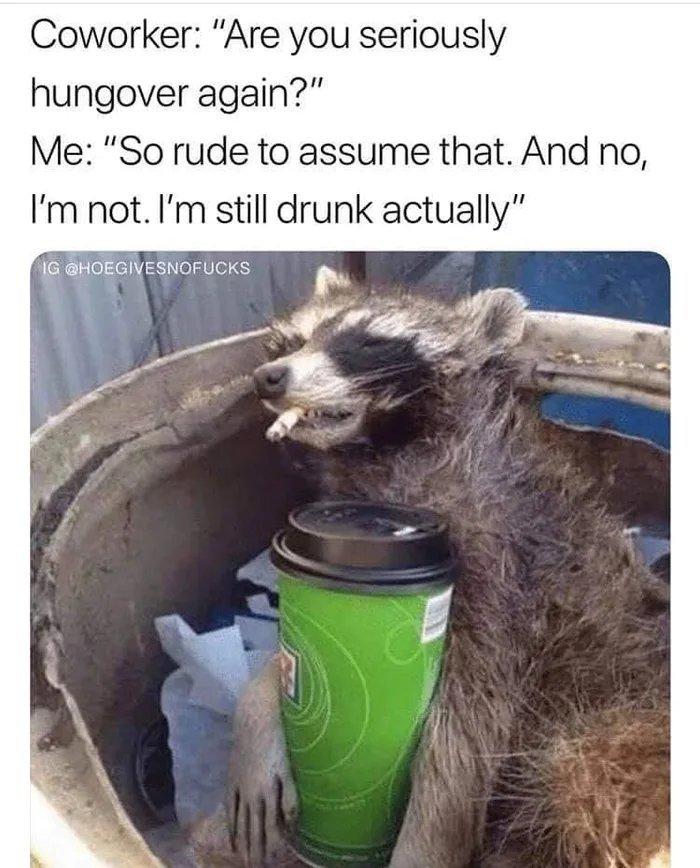 Drunk - meme