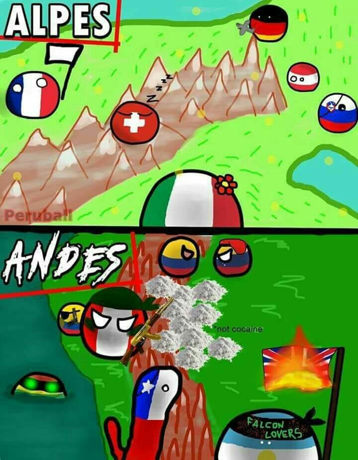 Long live to andes - meme