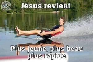 Jésus revient parmi les siens - meme