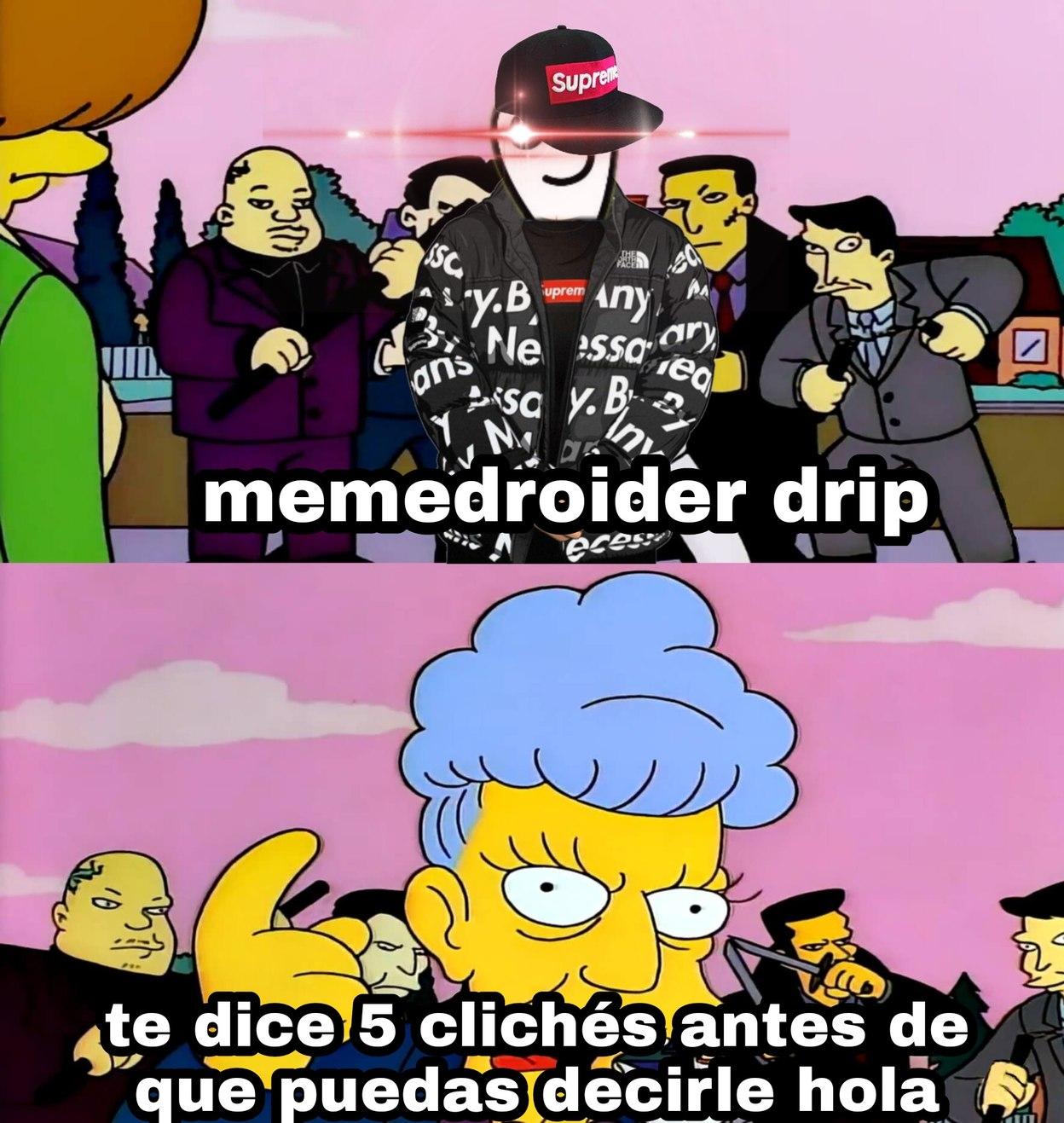 Chicles - meme
