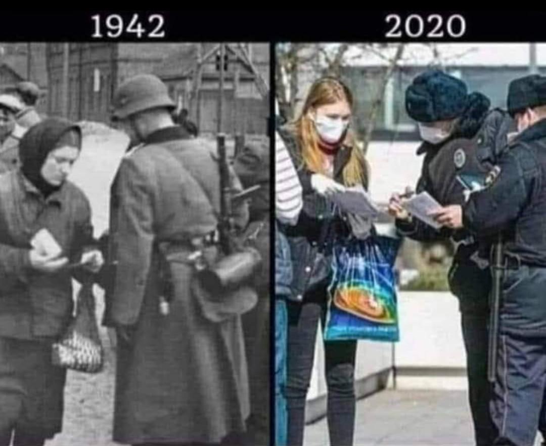 History repeats itself - meme