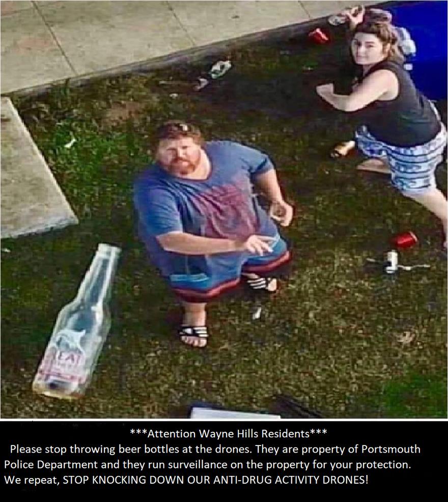 Get Outta Her Ya Damn Drone - meme