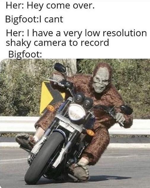 on my way - meme
