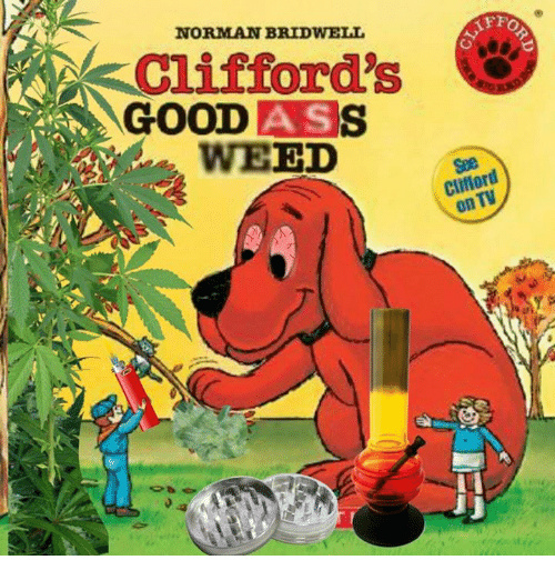 clifford is god #2 - meme