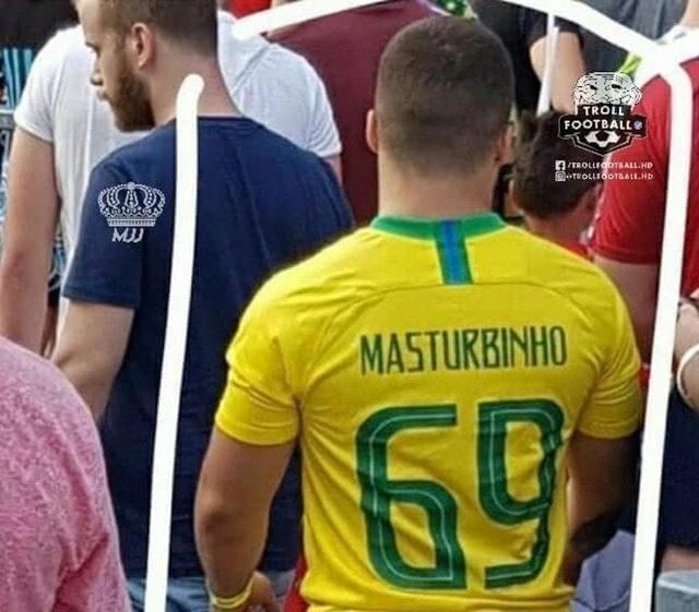 Masturbinho 69 - meme