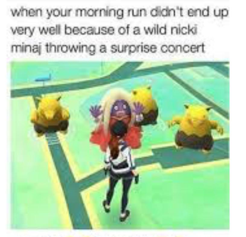 Nicki Manaj sucks - meme