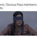 Blind Refs