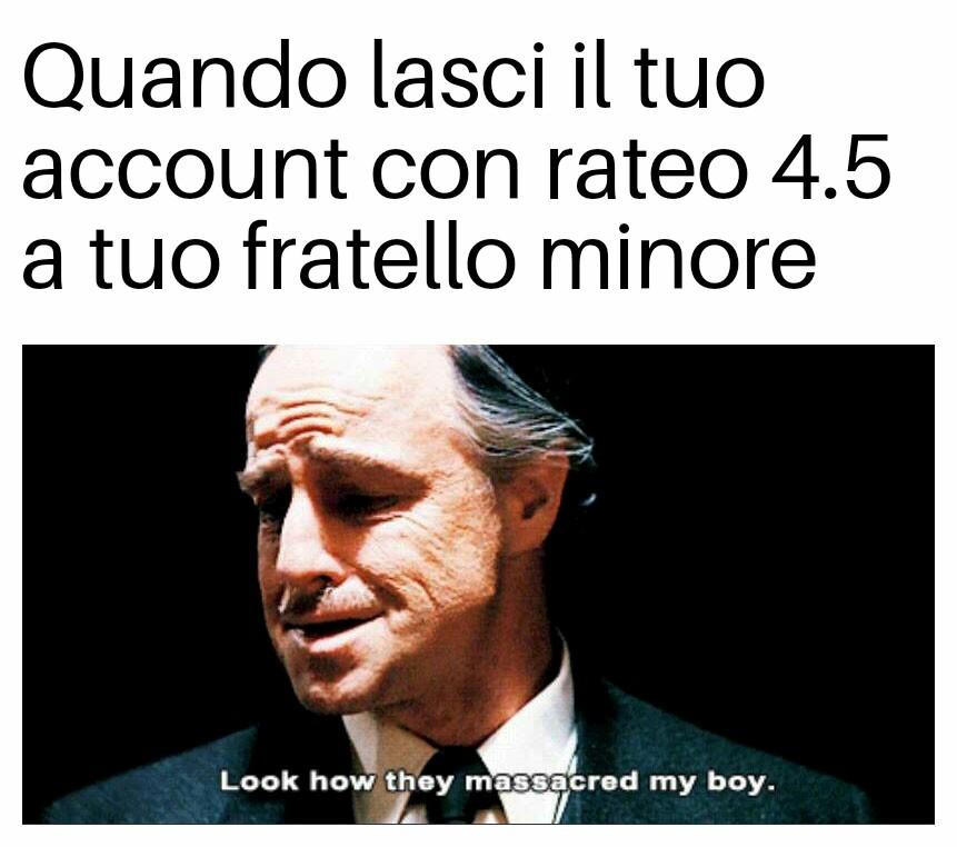 Morte tra 3 2 1 - meme