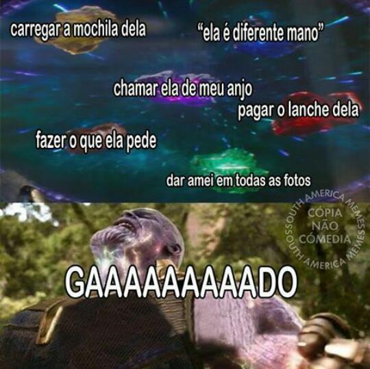 GADO - meme