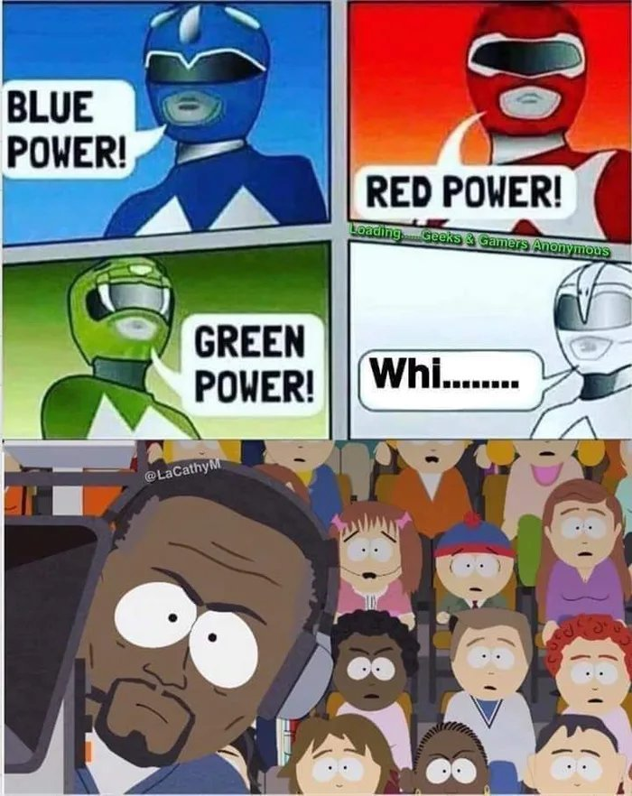 Power, Unlimited power - meme