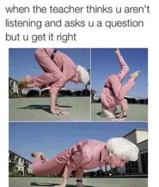 Oh yeah (Shoutout to ELM) - meme