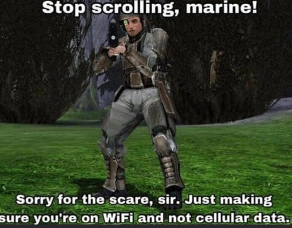 Be carefull - meme