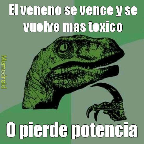 Veneno - meme