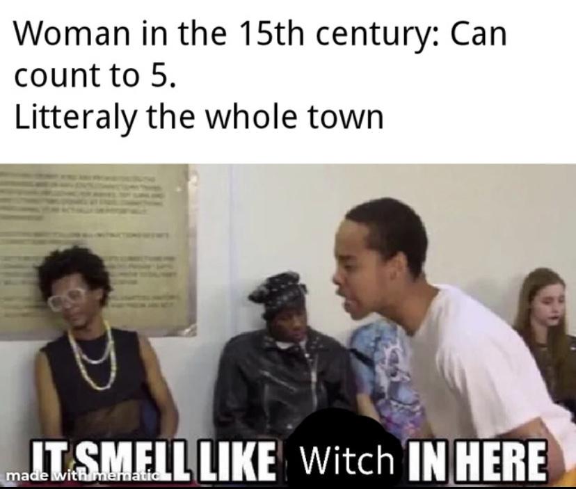 do you smell that - meme