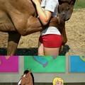 Quando um cavalo pega mais mulher que você... Eu sei que você não pega ninguém.