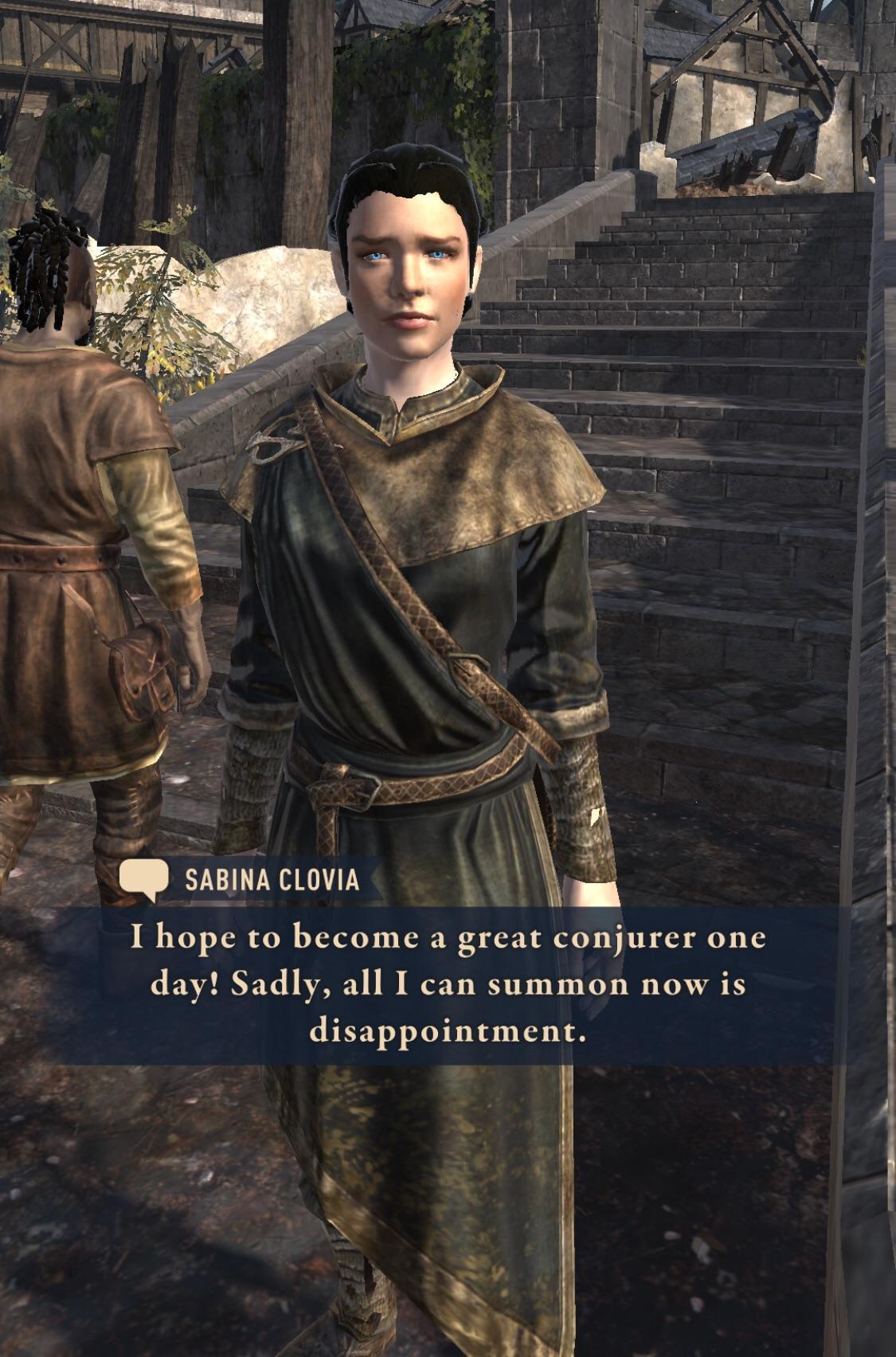 Sabina is a sadthot - meme