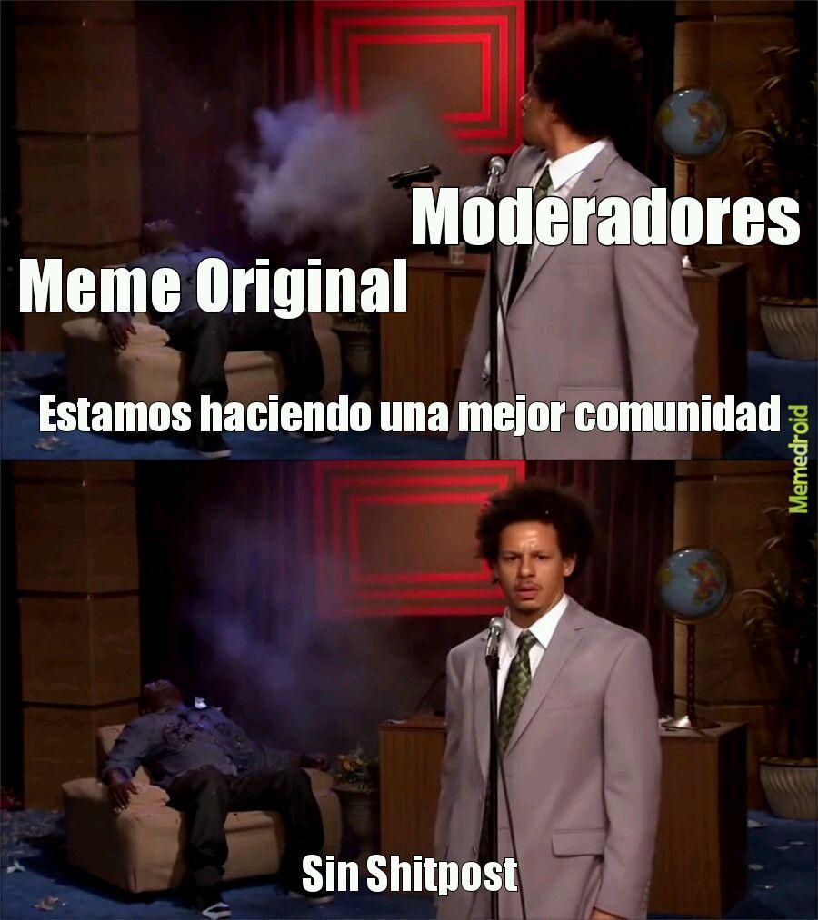 Joto El Que Lo Lea - meme