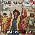 I'm a pioneer