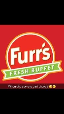 Fur is food - meme