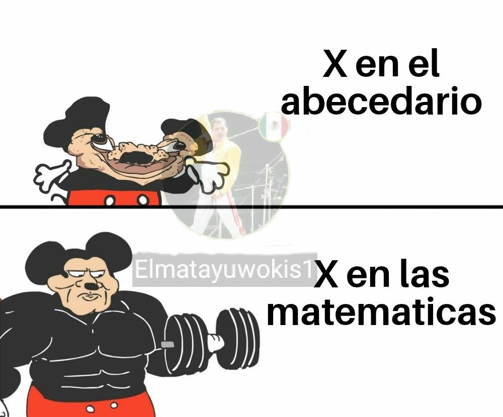 X - meme