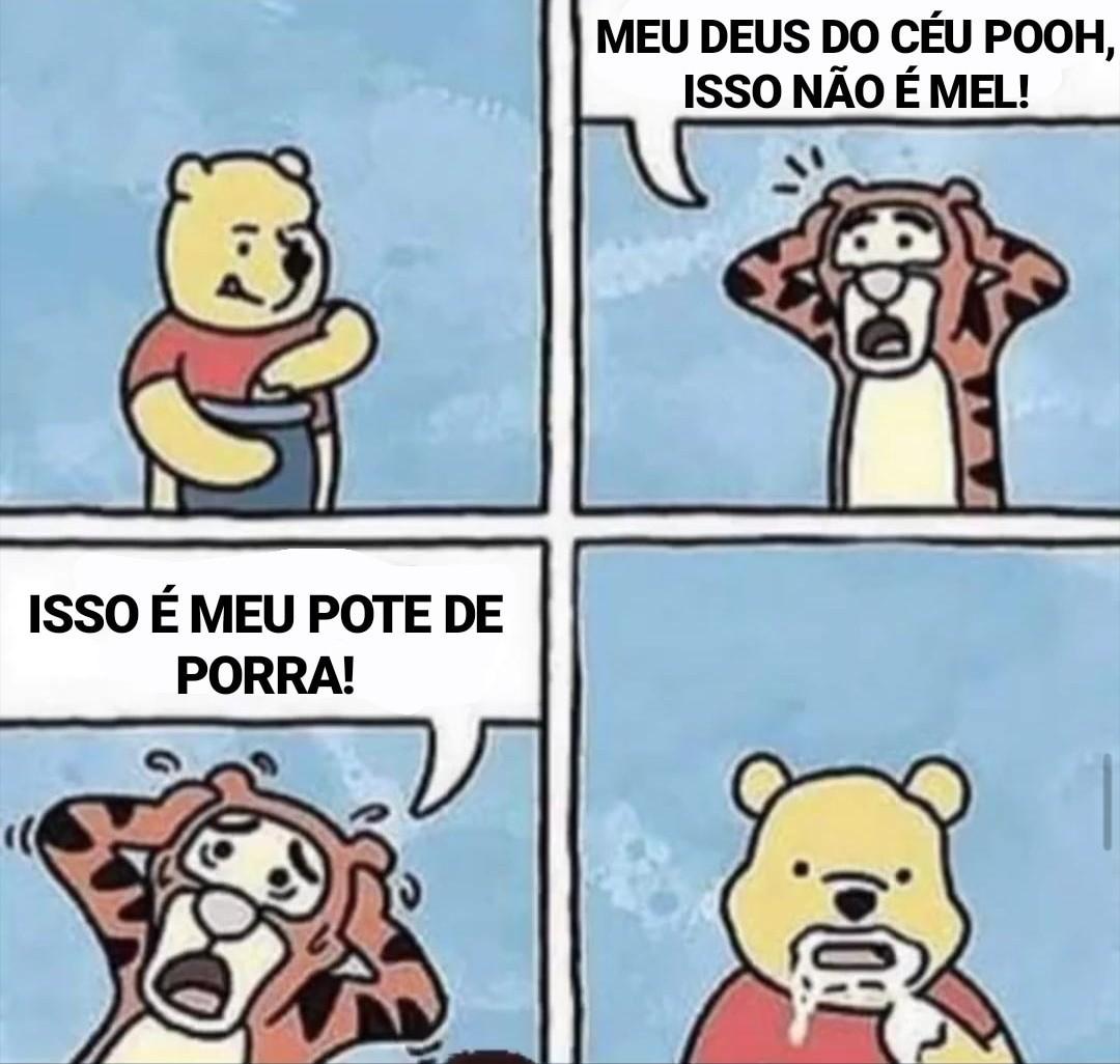 KRAIO POOH - meme